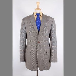 Ralph Lauren 41L Beige Sport Coat Y095